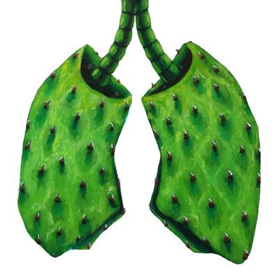 Pulmones Series II