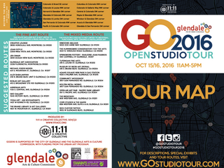 Tour packet promotional materials