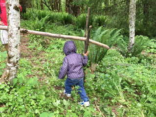 Helping Toddlers Safely Explore Natural Environments