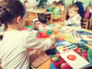 Giving Preschoolers Opportunities to Choose