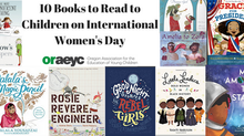 10 Books to Read to Children on International Women's Day
