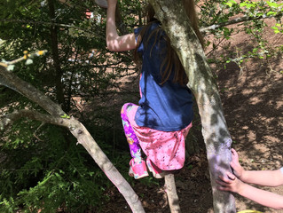 Connecting Young Gifted Learners to Nature