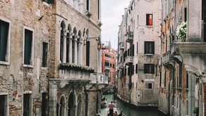 Italian trio: Milan + Florence + Venice