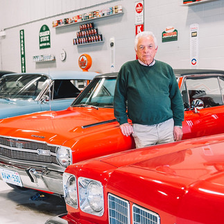 Gord and his cars