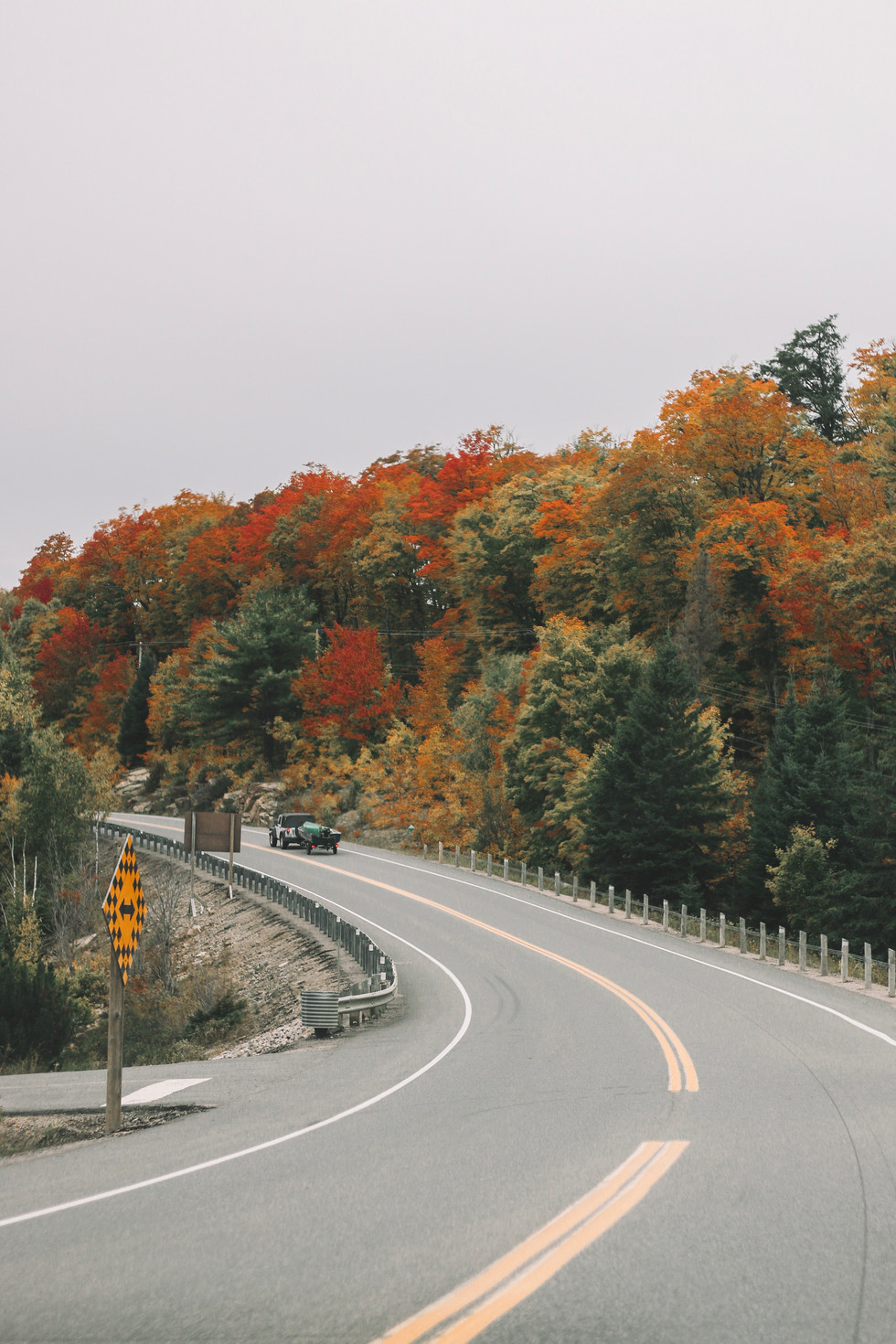 Fall in Algonquin Park