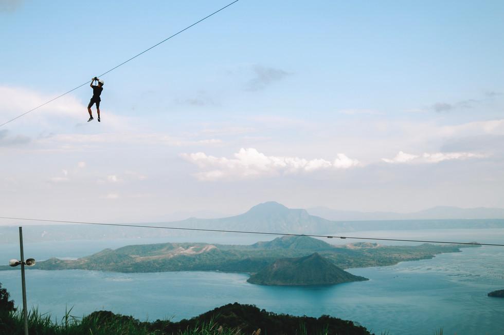 Taal Volcano, Philippines