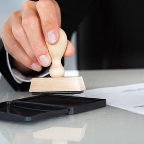 Αλλαγή διαδικασίας χαρτοσήμανσης εγγράφων