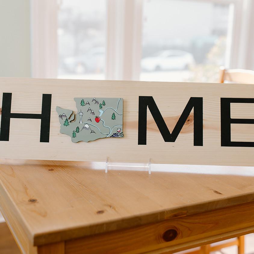 WA Home Sign