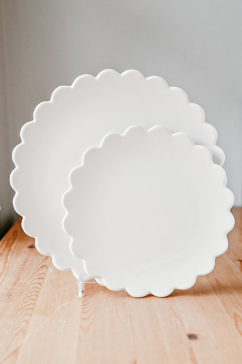 Whimsy Ware Plate
