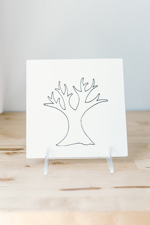Tree Party Tile