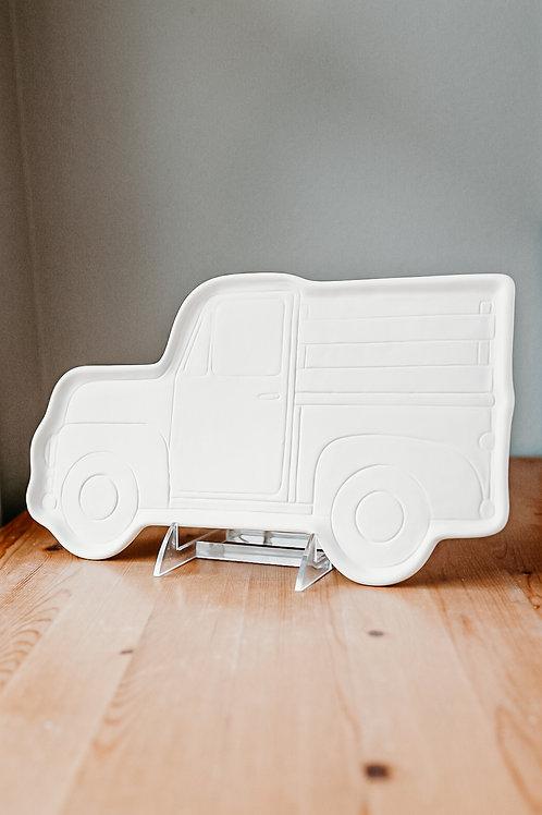 Truck Platter
