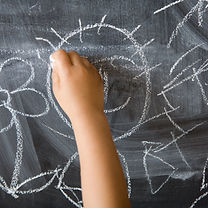 chalkboard Tekeningen