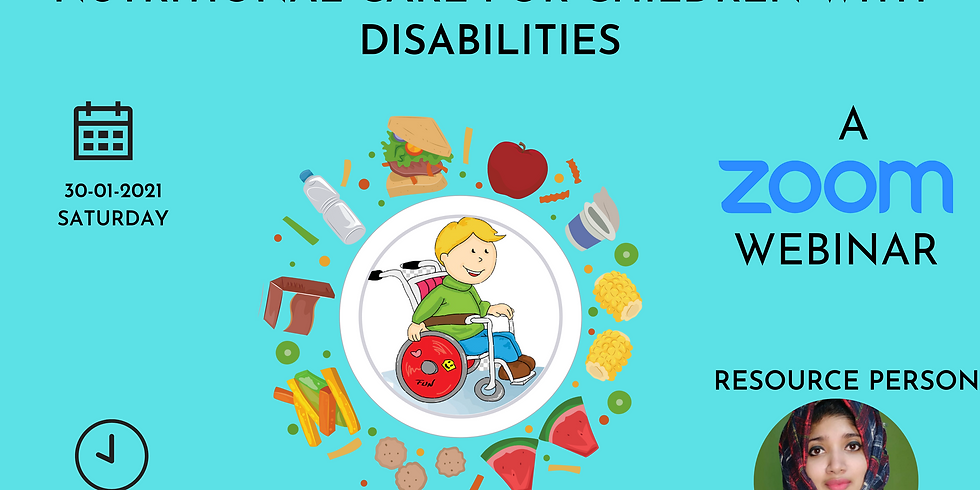 Nutritional Care for Children with Disabilities