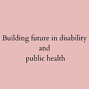 Building future in disability and public