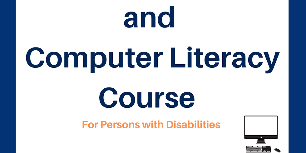 Basic English and Computer Literacy Course