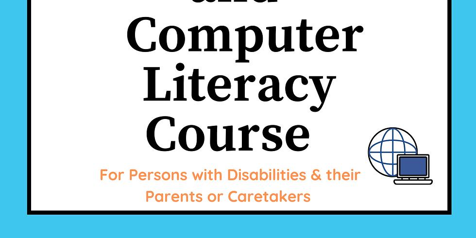 Basic English & Computer Literacy Course