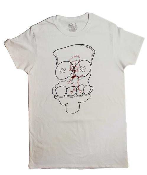 Layered T-Shirt (White)