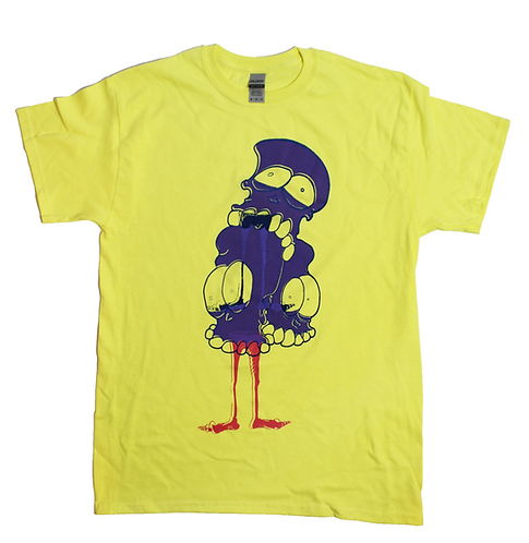 3 Stack T-Shirt (Yellow)