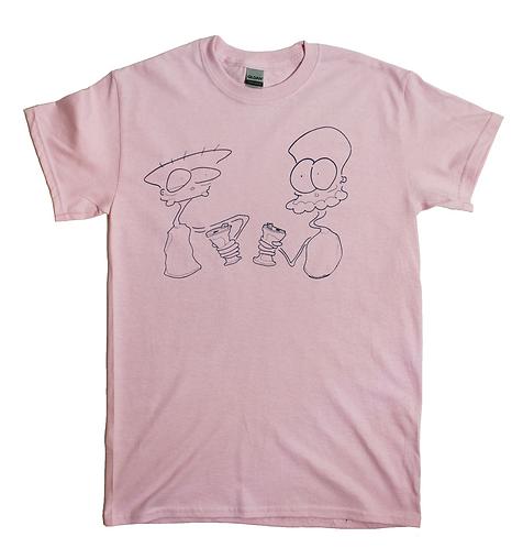 Drinking Buddies (Pink)