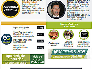 LaUniversidad EAN destaca Colombia Traduce