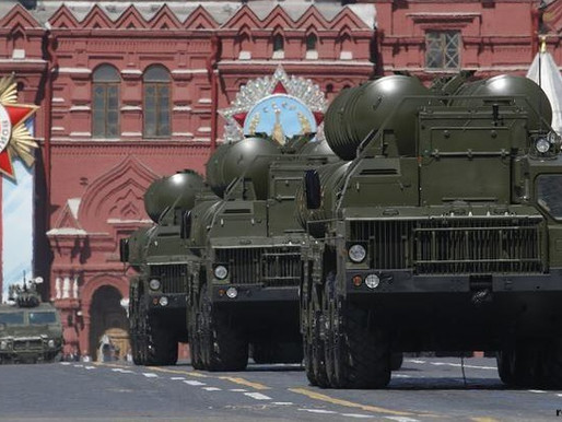 RUSSIA AND INDIA TO SIGN DELIVERY DEAL FOR S-400 MISSILES