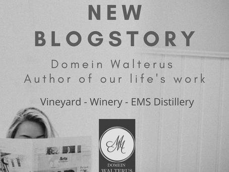 New blogstory: Wijngaard - Wijnmakerij - Stokerij EMS