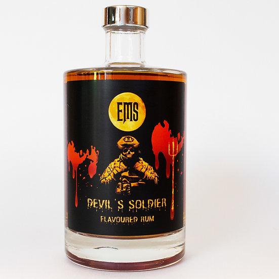 EMS Devil's Soldier, flavoured rum