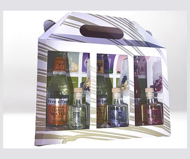 EMS gin tasting pakket