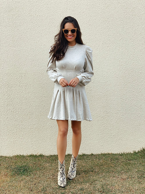 Vestido Comfy- Mescla