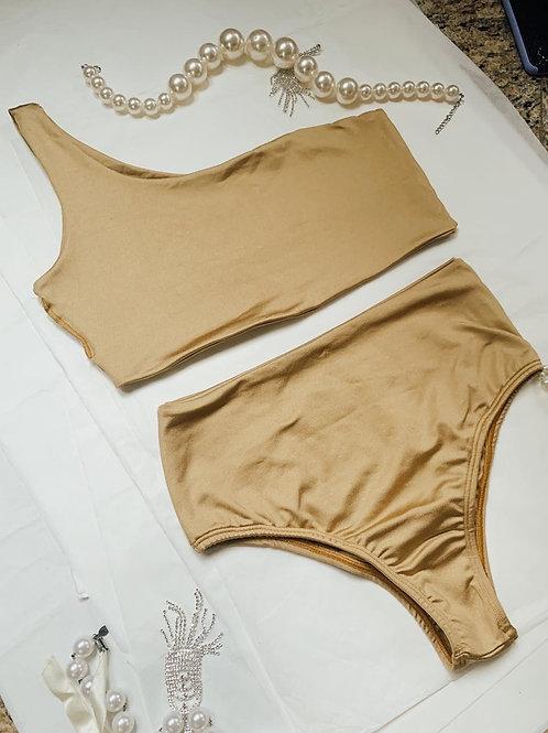 Top Milão - Dourado