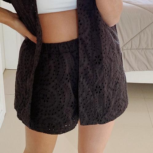 Shorts Lese - Preto