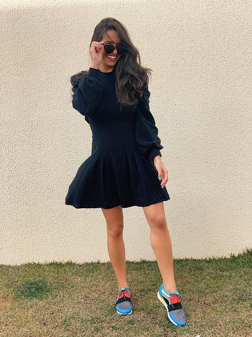 Vestido Comfy - Preto