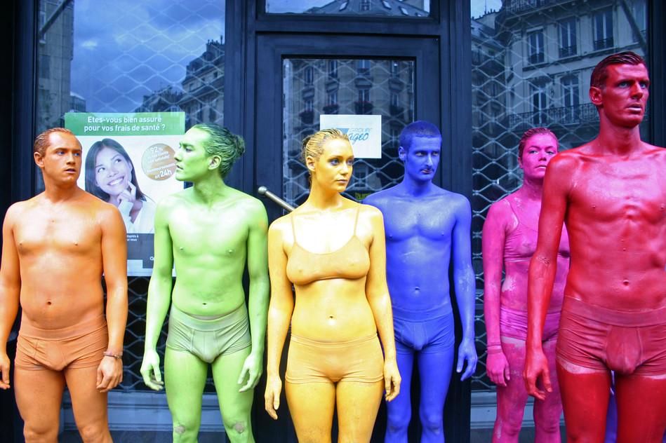 Human Color