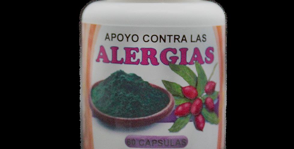 Apoyo a las Alergias