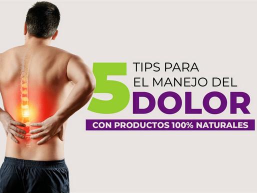 5 tips para el manejo del dolor