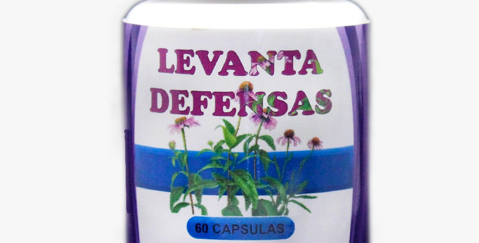 Levanta defensas