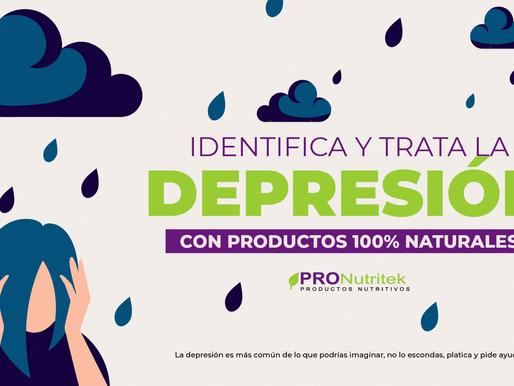 ¿Cómo identificar y tratar la depresión con remedios naturales?