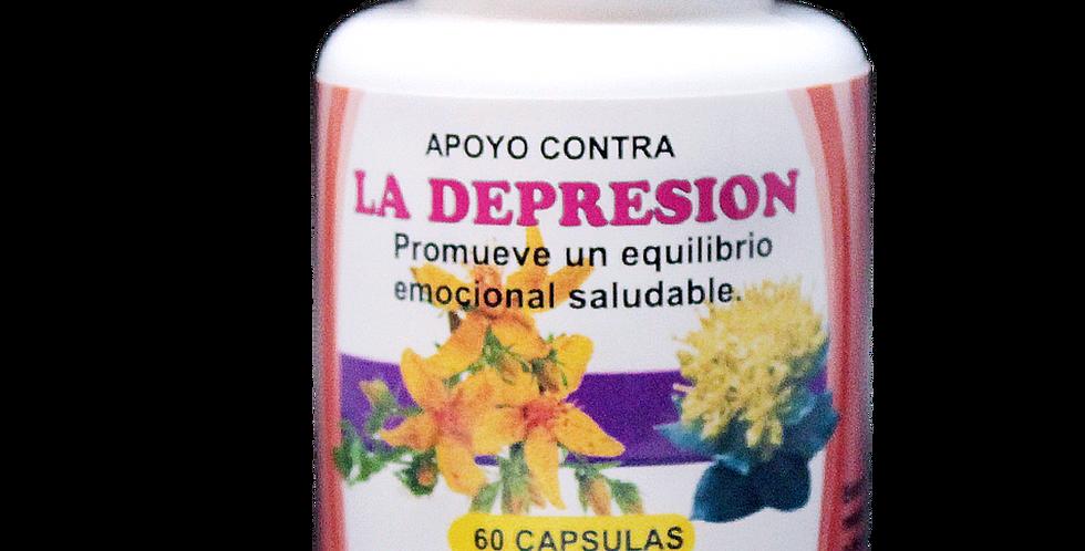Apoyo contra la depresión