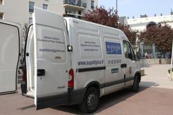 Camion de Au Petit Plus