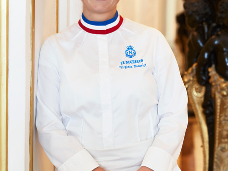 2 Michelin stars for Le Chantecler  restaurant at Le Negresco Hotel