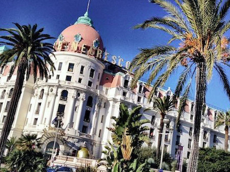 Hotel Negresco Nice an unexpected Palace experience