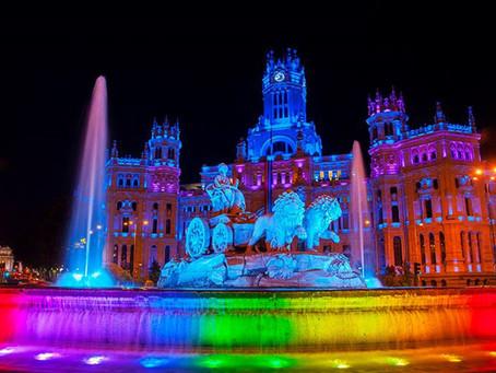 MADRID Gay Pride 2018 by Gay Travel Heaven