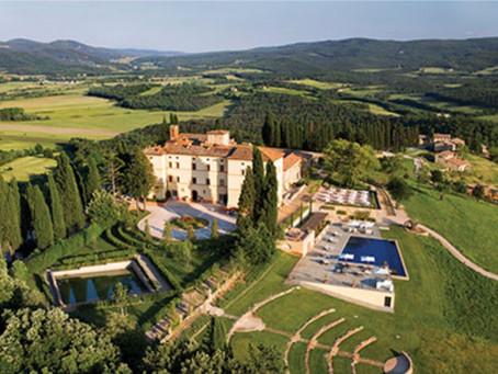 Belmond acquires Castello di Casole, a historic castle hotel in the heart of rural Tuscany
