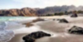 Musadam Peninsula Oman