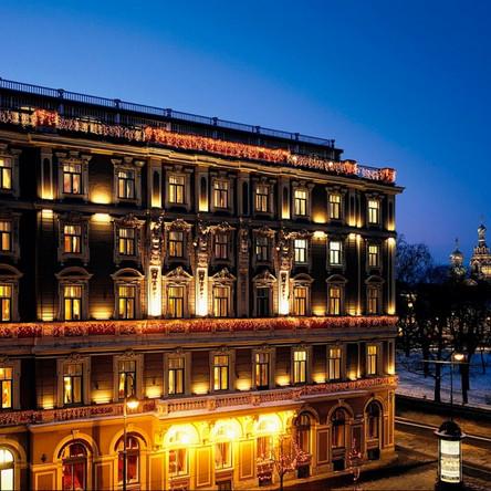 Belmond Grand Hotel Europe