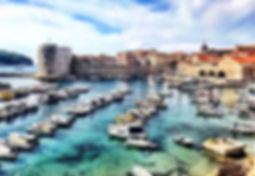 Off for a morning walk along #Dubrovnik