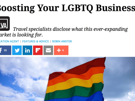 Boosting Your LGBTQ Business by TravelPulse