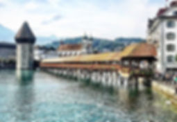 Exploring charming #Luzern along breatht