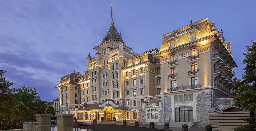 Royal Savoy Lausanne.