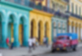 Group Travel to Cuba